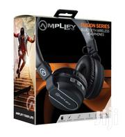 Amplify Pro Fusion Series Bluetooth Headphone | Headphones for sale in Central Region, Kampala