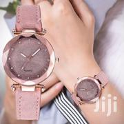Starry Sky Dial Ladies Quartz Watch Pink | Watches for sale in Central Region, Kampala