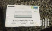 Dlink 8 Port Switch | Networking Products for sale in Central Region, Kampala