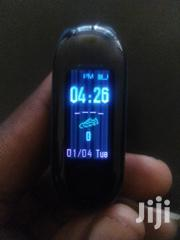 Smart Watch M3 Navy Blue | Smart Watches & Trackers for sale in Eastern Region, Mbale