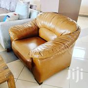 7 Seater Leather Couch | Furniture for sale in Central Region, Kampala