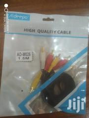Banana Pin Cable   Accessories & Supplies for Electronics for sale in Central Region, Kampala