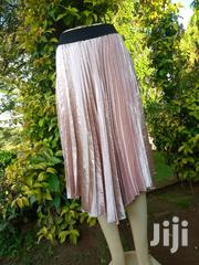 Pink Pleated Skirt | Clothing for sale in Central Region, Kampala