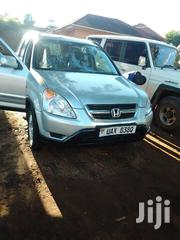 Honda CR-V 2.0i ES Automatic 2004 Silver | Cars for sale in Central Region, Kampala