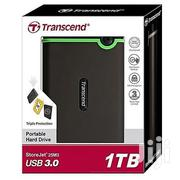 1 Tb External Hard Drive Transcend | Computer Hardware for sale in Central Region, Kampala