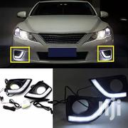 A Pair White Daytime Running Light Driving Lamp DRL For 2011-201 | Vehicle Parts & Accessories for sale in Central Region, Kampala