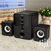 Sada USB Wired Computer Speakers Black | Audio & Music Equipment for sale in Central Region, Kampala