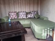 Quality Green L Shaped Sofa | Furniture for sale in Central Region, Kampala
