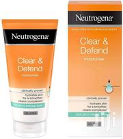 Neutrogena Moisturizer Clear And Defend   Skin Care for sale in Central Region, Kampala
