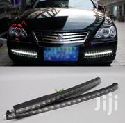 2X Led Bumper Lights With Indicator for Mark X | Vehicle Parts & Accessories for sale in Central Region, Kampala