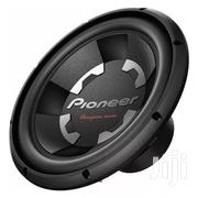 Pioneer Ts-300s4 1400 W-400 Compatible Professional Woofer   Vehicle Parts & Accessories for sale in Central Region, Kampala