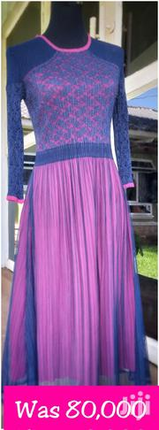 Dark Blue and Pink Combo Dress | Clothing for sale in Central Region, Kampala