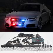 Car Styling Police Light Strobe Warning Light Red Blue   Vehicle Parts & Accessories for sale in Central Region, Kampala