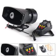 12V 80W 5-sound Loud Car Warning Alarm Police Fire Siren   Vehicle Parts & Accessories for sale in Central Region, Kampala