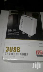 3USB Travel Charger | Accessories for Mobile Phones & Tablets for sale in Central Region, Kampala