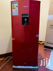 Brandnew Red Hisense 229 Litres Fridge | Kitchen Appliances for sale in Central Region, Kampala