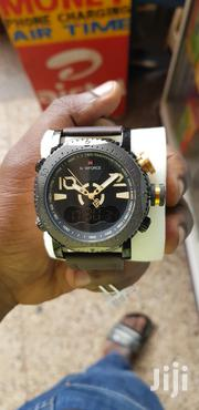 Naviforce Leather Watch | Watches for sale in Central Region, Wakiso