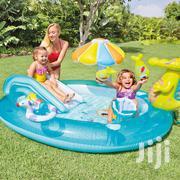 Intex Kid Play Center Slide Gator | Toys for sale in Central Region, Kampala