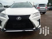 New Lexus RX 350 AWD 2018 White | Cars for sale in Central Region, Kampala