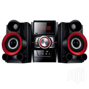 JVC 2.0 Channel Mini DVD Hi-Fi System With Bluetooth 1400W | Audio & Music Equipment for sale in Central Region, Kampala