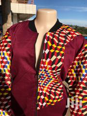 African Print Bomber Jacket | Clothing for sale in Central Region, Kampala