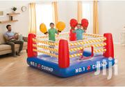 Intex Jump-o-lene Boxing Ring Inflatable Bouncer | Children's Gear & Safety for sale in Central Region, Kampala