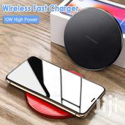 QI Fast Wireless Silver Charger | Accessories for Mobile Phones & Tablets for sale in Central Region, Kampala