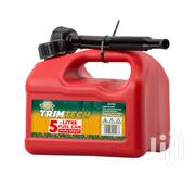 Trimtech 5 Litre Red Fuel Can   Vehicle Parts & Accessories for sale in Central Region, Kampala