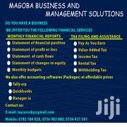 Accounting Softwares For Business Use | Tax & Financial Services for sale in Central Region, Kampala