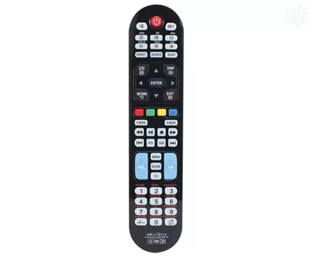 Universal LED/LCD Remotes | Accessories & Supplies for Electronics for sale in Wakiso, Central Region, Uganda