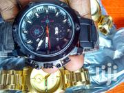 Fossil Black New Watch   Watches for sale in Central Region, Kampala