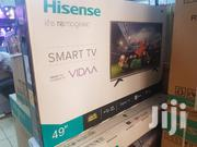 Brand New Hisense Smart TV 49 Inches | TV & DVD Equipment for sale in Central Region, Kampala