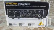 Behringer U-phoria UMC202HD | Audio & Music Equipment for sale in Central Region, Kampala