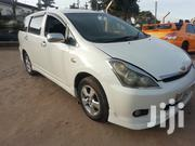 Toyota Wish 2004 White   Cars for sale in Central Region, Kampala