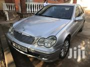 Mercedes-Benz C240 2002 Silver   Cars for sale in Central Region, Kampala