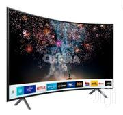 Brand New Samsung 55inches Smart Curved | TV & DVD Equipment for sale in Central Region, Kampala