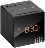Sony Alarm Clock Radio LED Black | Home Accessories for sale in Central Region, Kampala