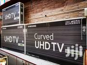 Samsung Curved Smart Uhd TV 55 Inches | TV & DVD Equipment for sale in Central Region, Kampala