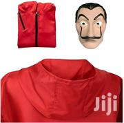 Money Heist La Casa De Papel Red Jumpsuit And Dali Mask Costume | Clothing for sale in Central Region, Kampala