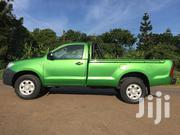 Toyota Hilux 2011 2.5 D-4D 4X4 SRX Green | Cars for sale in Central Region, Mukono