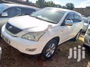 Toyota Harrier 2006 White   Cars for sale in Central Region, Kampala