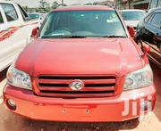 Toyota Kluger 2007 Red | Cars for sale in Central Region, Kampala