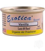 New Exotica Car Perfume Vanilla | Vehicle Parts & Accessories for sale in Central Region, Kampala