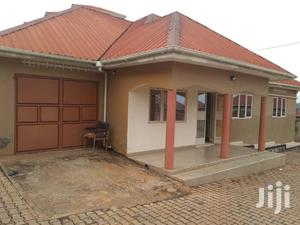 Namugongo Three Bedroom Bungalow House Is Available for Rent at 1m
