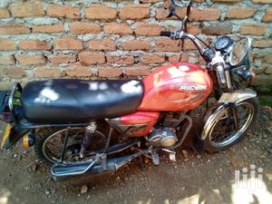 Motorcycle 2019 Red