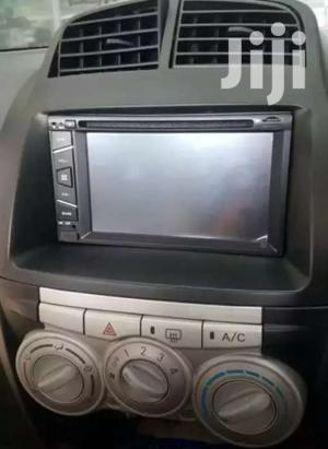 Another Type Of  A Car Radio