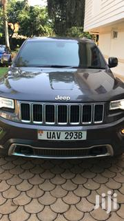 Jeep Grand Cherokee 2014 Black | Cars for sale in Central Region, Kampala