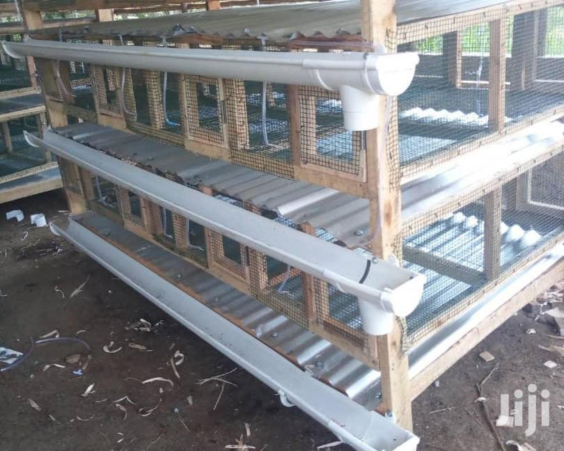 Rabbit Cages | Farm Machinery & Equipment for sale in Kampala, Central Region, Uganda