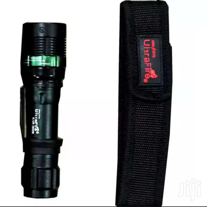 Archive: Rechargeable Ultrafire Spotlight Long Range  Torch With 18000 Lumens