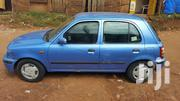 Nissan March 1998 Blue | Cars for sale in Central Region, Kampala